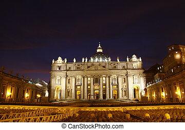 St. Peter\'s Basilica in Vatican