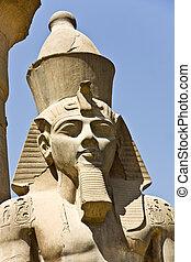 Luxor, tempel