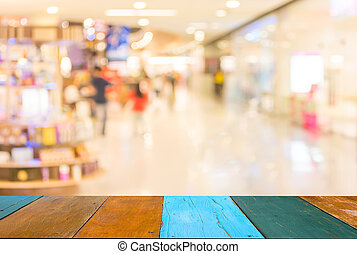 image of retail Shop Blurred background. - image of retail...