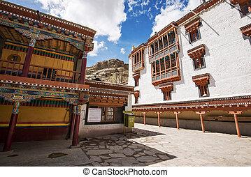Hemis monastery Leh Ladakh ,India