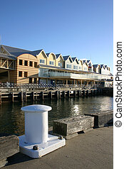 Queens Wharf - Newcastle Australia - popular dining and...