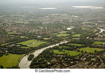 River Thames at Richmond