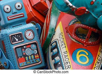 toys - retro toys