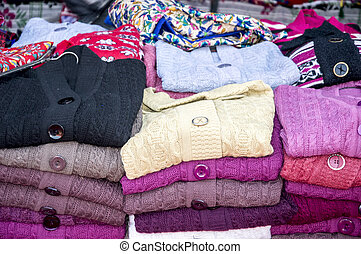 Warm clothes on sale