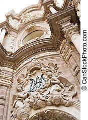 Gothic portico - Magnificent gothic portico in Portugal