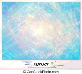 abstract marble background, flames, vector illustration