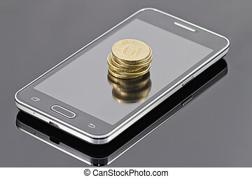 Concept : mobile payments