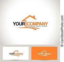 Real Estate Logo - Real Estate Design. House Design....