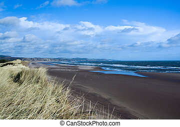 East Coast Scotland, UK - East Coast Scotland, England,...
