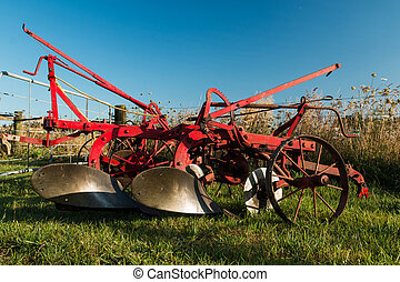 Red Old Plough