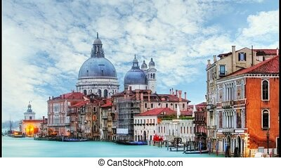Venice - Santa Maria church, Time l