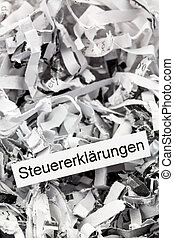 shredded paper tax returns - tagged with shredded paper tax...
