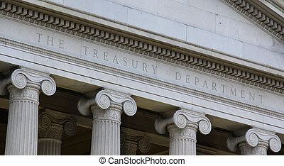 The Treasury Department - The top of the The Treasury...