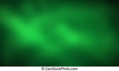 Green soft streaks loop - Looping green soft streaks...