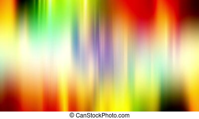 Vertical Bright Color Streaks Loop