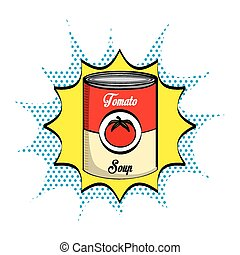 tomato soup design, vector illustration eps10 graphic