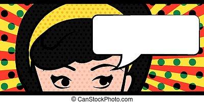 pop art design, vector illustration eps10 graphic
