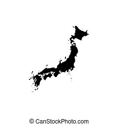 Map of Japan highly detailed - Map of Japan highly detailed....