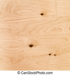 Plywood detailed surface