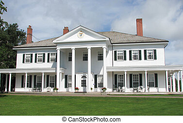 Lieutenant-Governors Mansion: Charlottetown, PEI