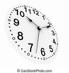 3D, horloge