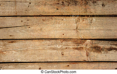 Vintage planks - Vintage wooden planks ideal for backgrounds