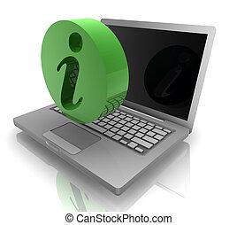Computer online information - Computer online help...