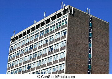 Council Flats - Council housing in England built in the...