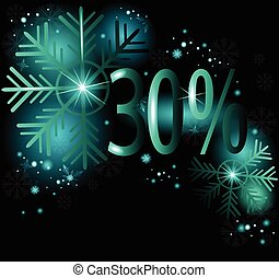 30% off on Winter Sale