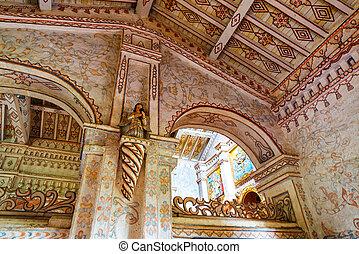 San Javier Church Details