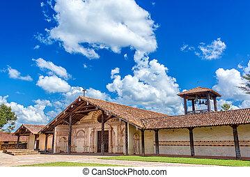 San Javier, Bolivia Church