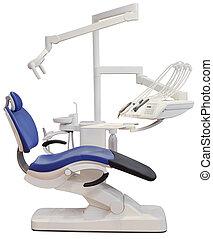 Dental Chair Cutout