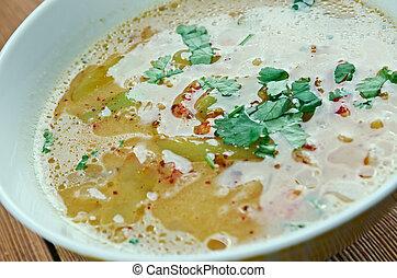 Creamy Chicken Tortilla SoupCooking Classy