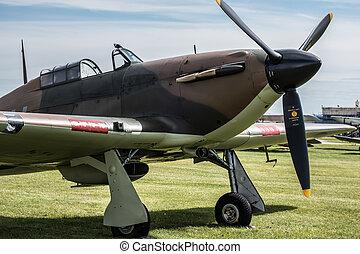 Hawker Hurricane I R4118  - Hawker Hurricane I R4118