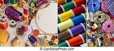artesanías, Costura,  -, bordado