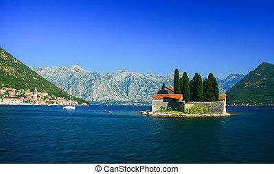 The Bay of Kotor - BOKA KOTORSKA - Montenegro