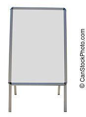 blank billboard for advertising - empty, blank billboard for...