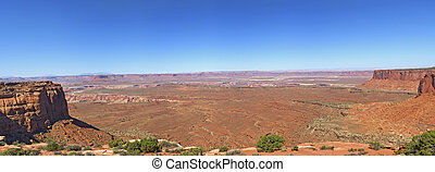 Landscape, Canyonlands National Park