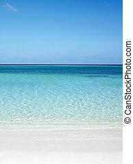 Atlantic Ocean, Guardalavaca, Cuba
