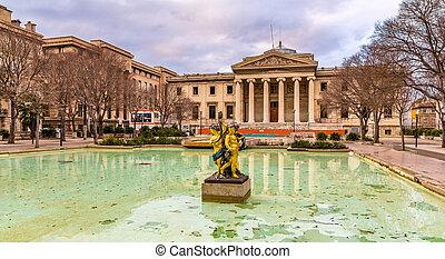 Palais de justice de Marseille - France, Provence