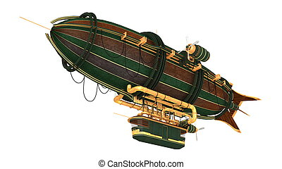 airship - image of airship.