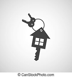 vector real estate symbol