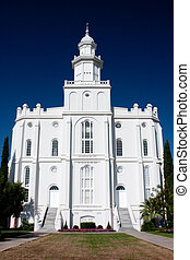 St. George Utah Temple - The St. George Utah Temple...