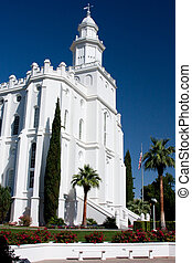St George Utah Temple - The St George Utah Temple formerly...