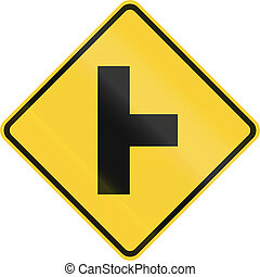 Intersection Ahead