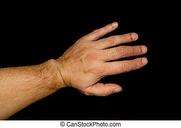 Psoriasis, dedos