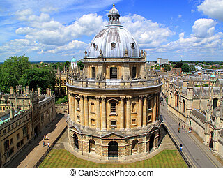 Radcliffe Camera - The Radcliffe Camera, Oxford,...
