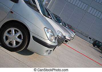 Car park - Public car park