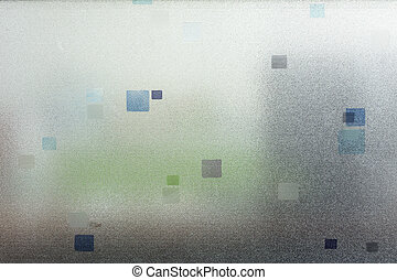 Frosted Glass Texture