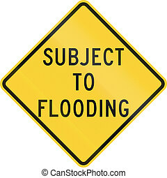 Subject To Flooding